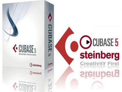 Tải phần mềm Nuendo 4 và Cubase 5