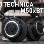 Tìm hiểu về tai nghe Audio-Technica M50xBT