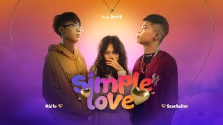 Hợp âm SIMPLE LOVE - Obito x Seachains x Davis x Lena