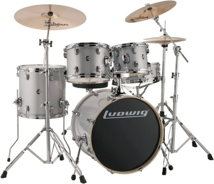 Ludwig Element Evolution Drum Set Review