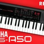 Yamaha PSS-A50 – Full Review