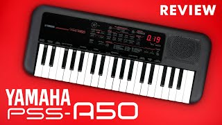 Yamaha PSS-A50 - Full Review