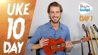 ukulele tutorial