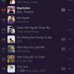 'Quên một người từng yêu' của Châu Khải Phong vào top 5 Zing Chart